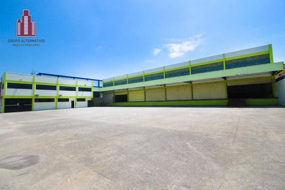Galpão Comercial Para Locação, Cidade Industrial Satélite De São Paulo, Guarulhos. - Ga0003