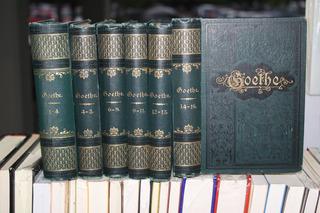 Obras Completas En Aleman Goethe 6 Tomos.