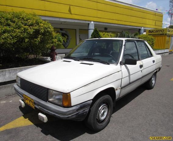 Renault R9 Mt 1.4 Sedán