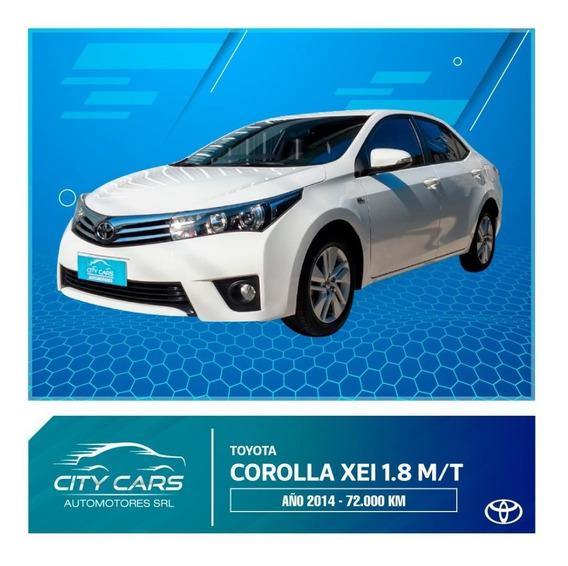 Toyota Corolla Xei M/ T 72.000kms!!