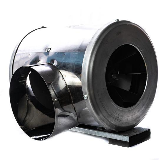 Motor De Aire De Campana Doble Turbina De 5