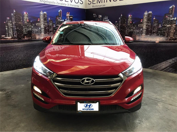 Hyundai Tucson 2.0 Limited At Vin 0718