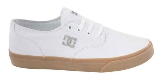 Tenis Unisex Flash 2 Tx Mx Blanco Adys300417-wg5 Dc Shoes