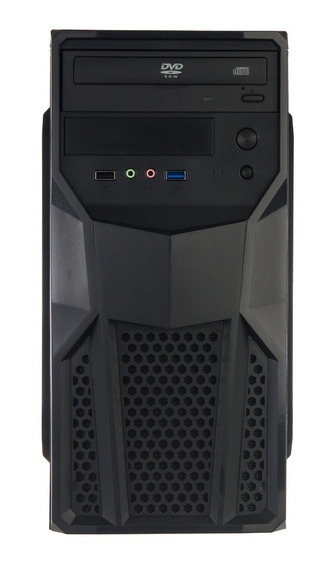 Pc Intel C2d 3.0 4gb Hd 500 Fonte Real 500w Wi-fi
