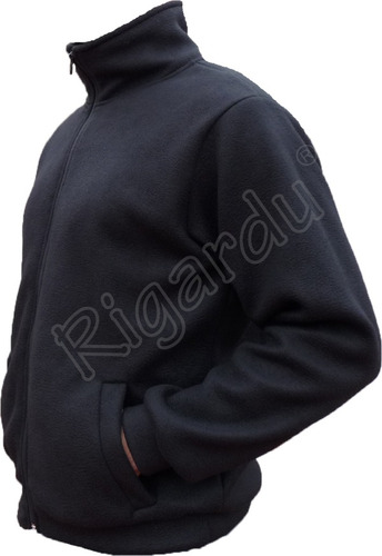 Campera Polar - Rigardu - Talles Grandes Especiales