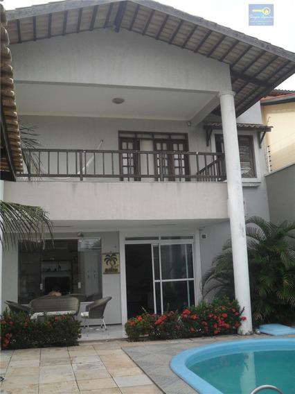Sobrado Residencial À Venda, José De Alencar, Fortaleza. - Codigo: Ca0064 - Ca0064