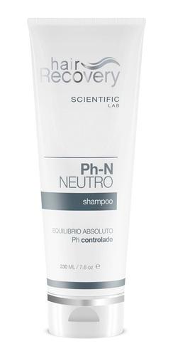 Shampoo Ph-n Neutro  Scientificlab  Hair Recovery