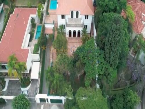 Higienópolis 1.060,00m² 3 Suites 6 Vagas De Garagem R$ 4.800.000,00 - Ca00192