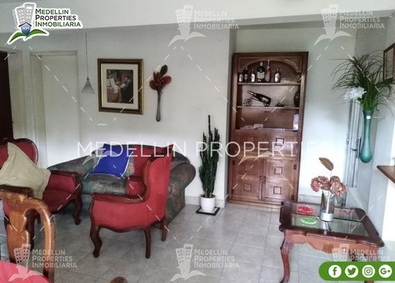 Furnished Apartment For Rental Envigado Cód: 4865