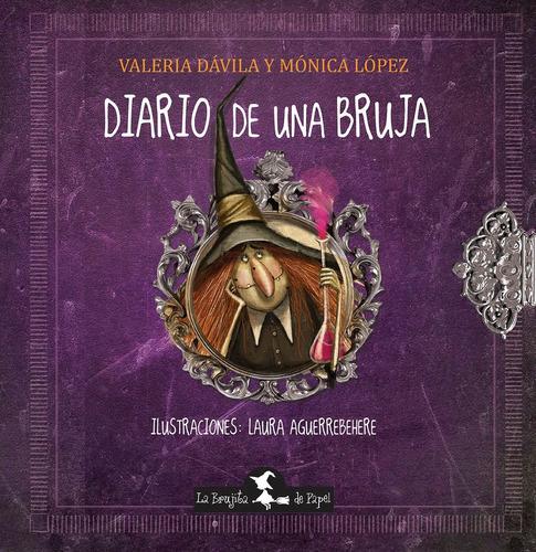Diario De Una Bruja - Libro Infantil