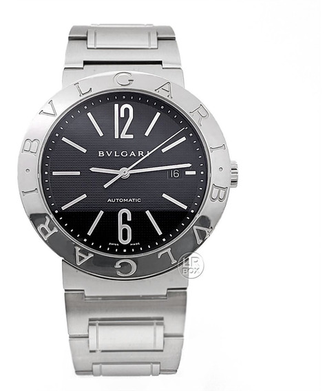 Bulgari Automatic Xl Black 42mm