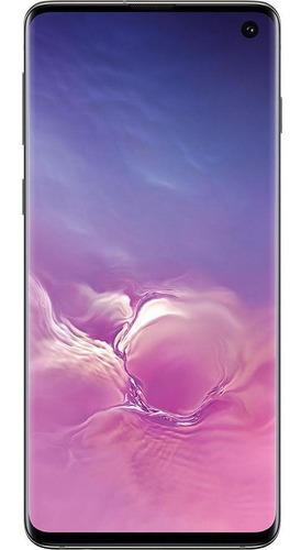 Imagem 1 de 4 de Samsung Galaxy S10 128gb Preto Usado Seminovo Muito Bom