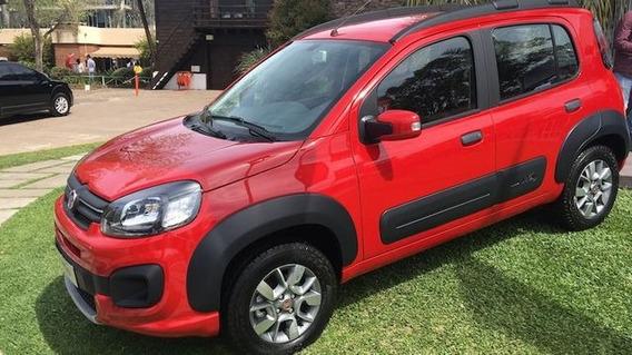 Atencion !! Anticipo $ 53.000 Y Cuotas - Fiat Uno Way 2019 -