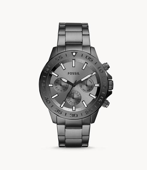 Reloj Fossil Original Para Caballero Extensible Bq2491