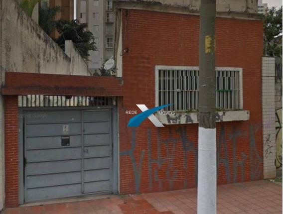 Terreno À Venda, 360 M² Por R$ 1.200.000 - Cambuci - São Paulo/sp - Te0150
