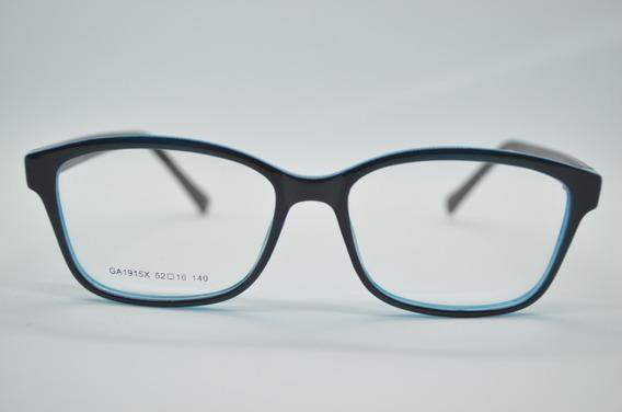Armazon Anteojos Pasta Unisex Diseño Ultima Moda Color Top