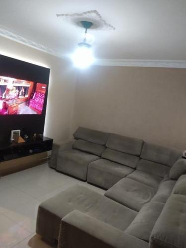 Sobrado Com 3 Dormitórios À Venda, 219 M² Por R$ 1.240.000,00 - Ipiranga - São Paulo/sp - So0818
