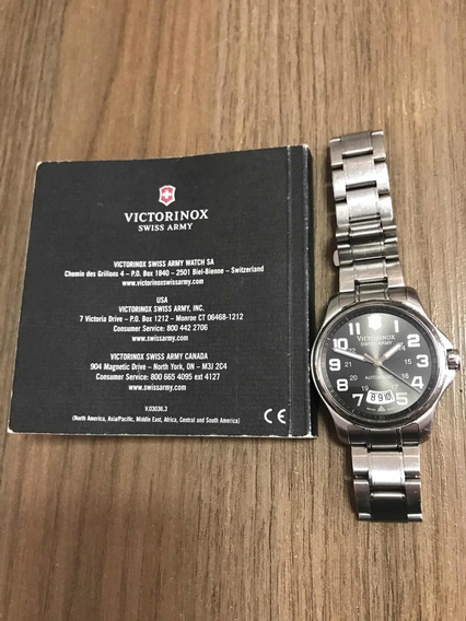 Relógio Victorinox Swiss Army Officers Automatic 241373