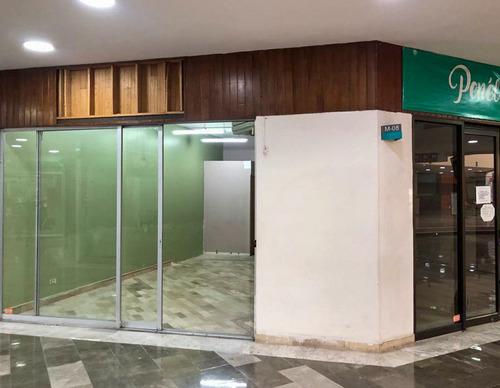 Imagen 1 de 6 de Local Comercial En El Interior De Galería Las Ánimas.