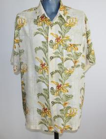 Knightsbridge Camisa Hawaiiana Est. Tropical Talla Xl