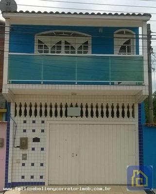 Casa Para Venda Em Cabo Frio, Guarani, 3 Dormitórios, 2 Banheiros, 1 Vaga - Casv068