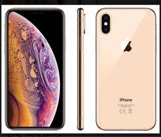 iPhone XS Max - 64 Gb/ Gold