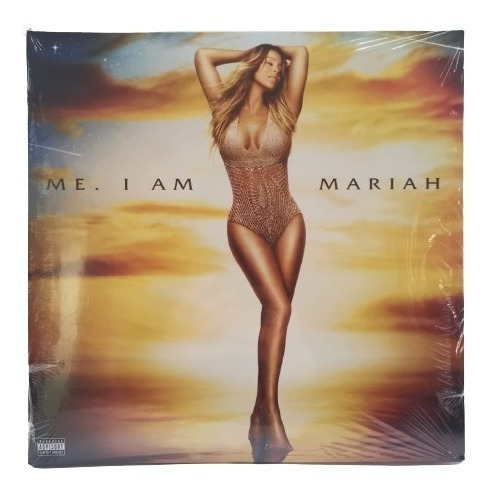 Mariah Carey Me I Am Mariah Limited Edition Vinilo [nuevo]