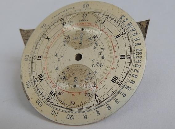 Original Dial Omega 39chro