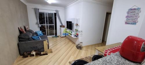 Imagem 1 de 15 de Apartamento - Vila Gumercindo - Ref: 6341 - V-84028