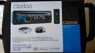 Radio Reproductor Clarion