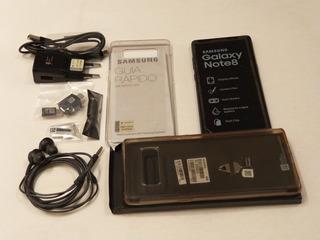 Samsung Galaxy Note 8 64gb N950f Preto