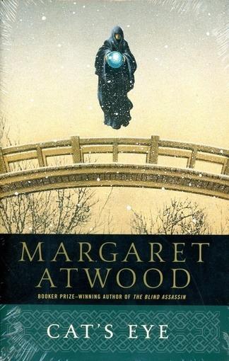 Cat`s Eye - Margaret Atwood