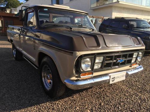 Chevrolet D-10 1985