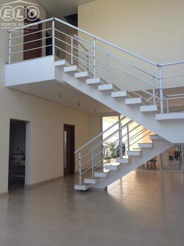 Casa Luxuosa ! Projeto R. Trevisan, Bairro Tranquilo E Arborizado, De Frente Para Praça, Para Você Que Busca Conforto E Modernidade !     Bela Àrea Go - Ca05320 - 69029762