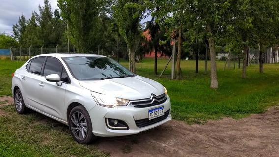 Citroën C4 Lounge Version 2.0 Nafta