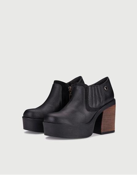 Zapato Plataforma Bahina Viamo Del 35 Al 40