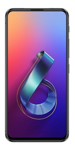 Celular Smartphone Asus Zenfone 6 Zs630kl 256gb Preto - Dual Chip