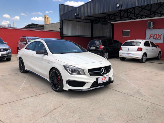 Mercedes-benz Cla 45 Amg 2.0 16v Turbocharged Gasolina 4p