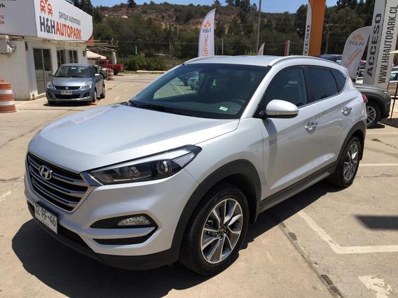 2018 Hyundai Tucson 2.0 Crdi Auto Gls Limited 4wd