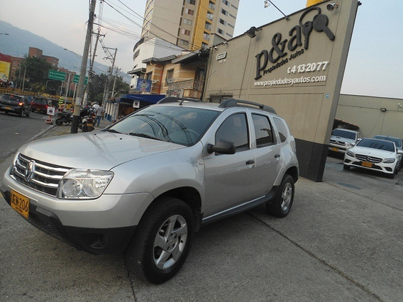 Renault Duster Expression 1.6cc Mec,full,4x2 2015