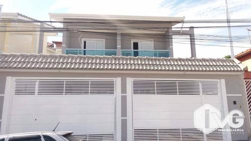 Imagem 1 de 25 de Sobrado À Venda, 108 M² Por R$ 680.000,00 - Vila Maranduba - Guarulhos/sp - So0075