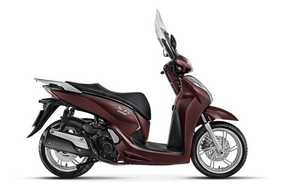 Moto Honda Sh300i 20/20 0km, Ver Area Atendida Ler Anuncio
