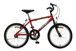 Bicicleta Tomaselli Kids Rodado 16 Varón