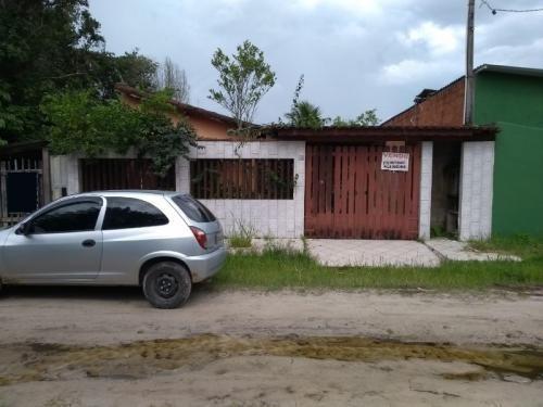 Imagem 1 de 13 de Casa Lado Praia Itanhaém Excelente Centro Comercial 4 Vagas