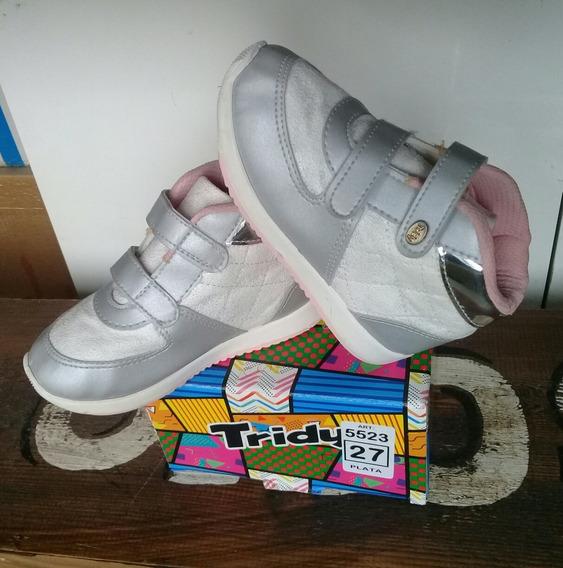 Zapatillas Tridy Botitas