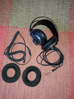Auriculares Akg 240 Mkii Semi-abierto