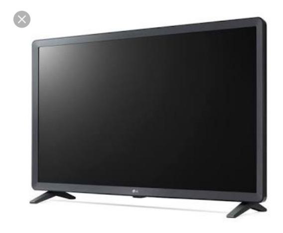 Tv Smart LG 32° Usada Mas Em Perfeito Estado.