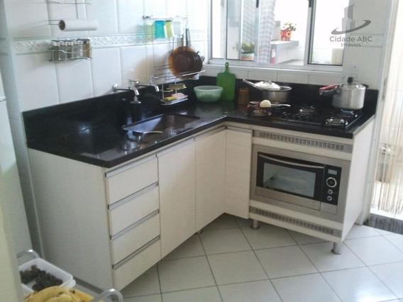 Sobrado Residencial À Venda, Vila Alto De Santo André, Santo André. - So0122