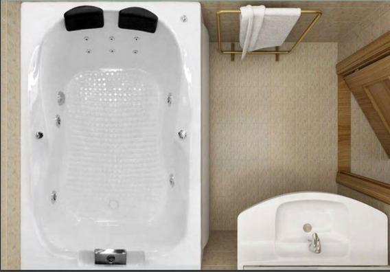 Jacuzzi Interior De Hotel Para 2 Personas Modelo Morfeo Con Sistema De Hidromasaje