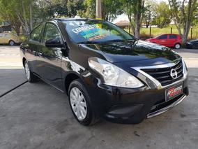 Nissan Versa 2017 Completo 21.000 Km Impecável